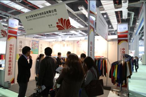 2015纺织四大展会齐聚上海